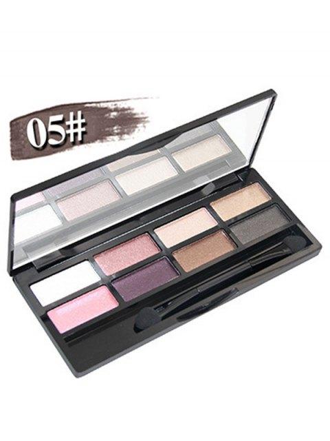 best Mineral Shimmer Matte Eyeshadow Kit - #05  Mobile