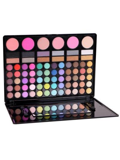 Eyeshadow Blush Makeup Kit - #01  Mobile
