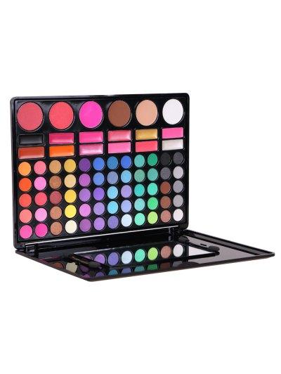 Eyeshadow Blush Makeup Kit - #02  Mobile