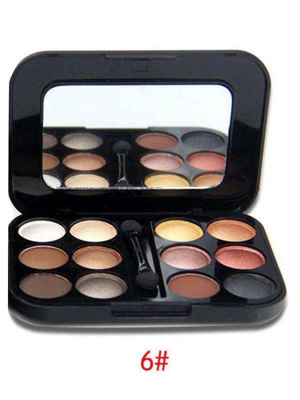 12 Colours Shimmer Matte Eyeshadow Kit