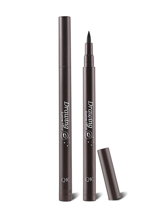 12 Pcs Waterproof Liquid Eyeliner Pencils