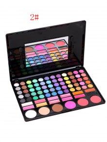 Eyeshadow Blush Makeup Kit - #02