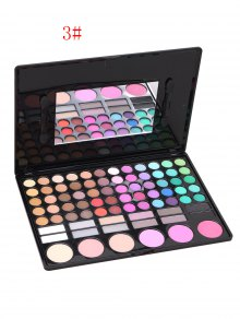 Eyeshadow Blush Makeup Kit - #03