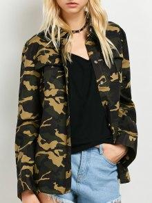 Pocket Camo Jacket