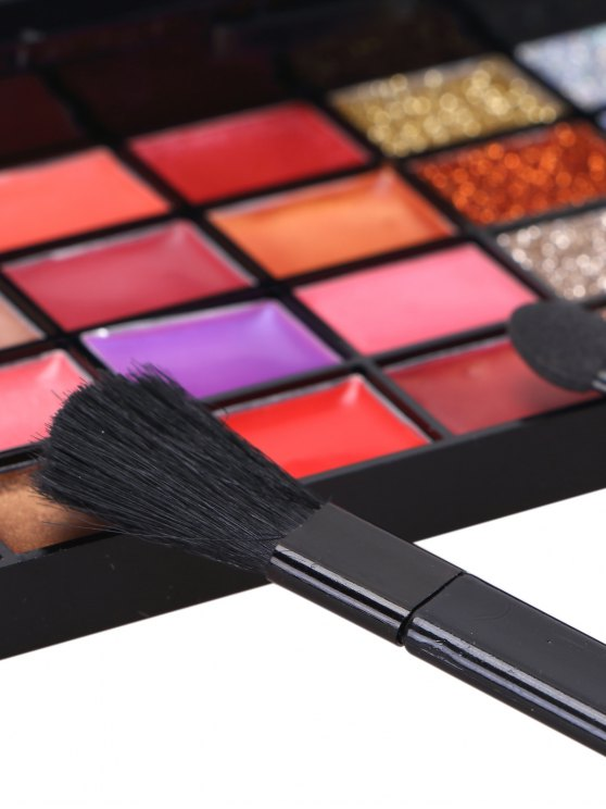 Eyeshadow Blush Lip Gloss Makeup Kit - COLORMIX  Mobile