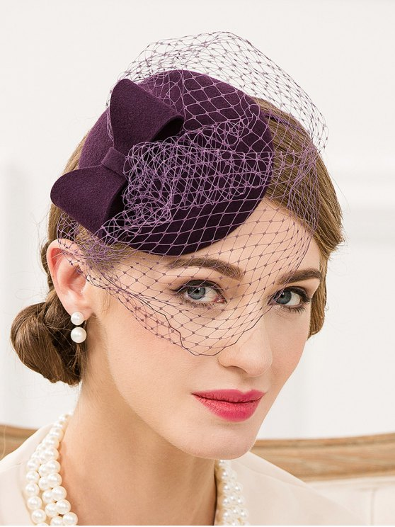 Veil Pillbox Hat -   Mobile
