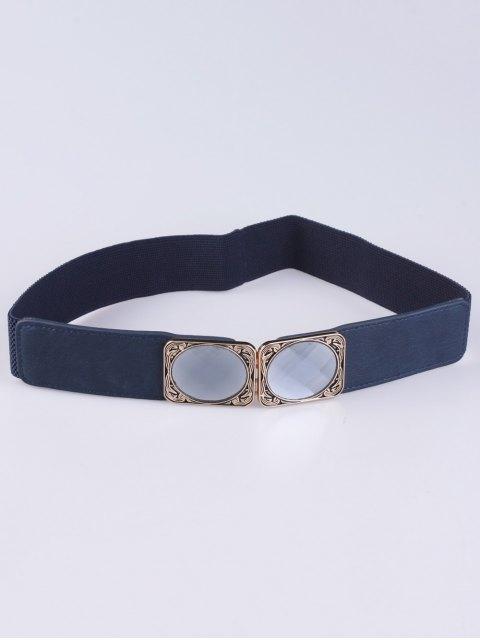 best Faux Opal Elastic Waist Belt -   Mobile