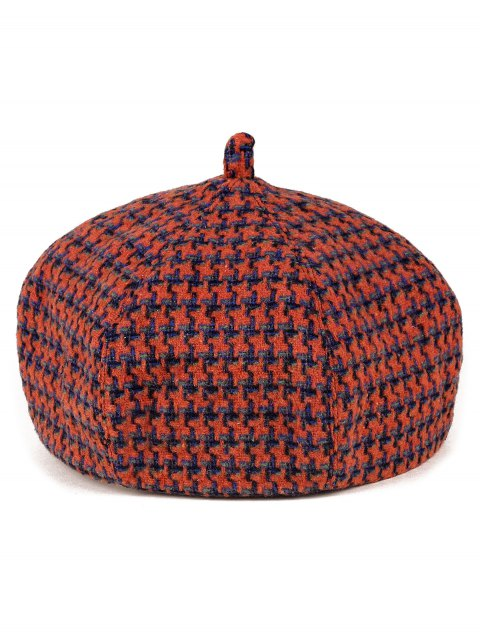 hot Crochet Windmill Painter Beret -   Mobile