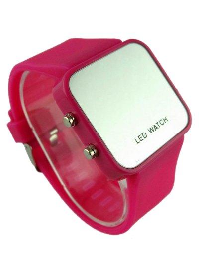 LED Silicone Digital Watch - TUTTI FRUTTI  Mobile