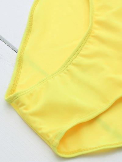 Drunk Spice Swimwear - YELLOW XL Mobile