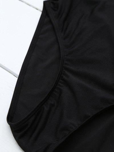 If Lost Letter Swimwear - BLACK M Mobile