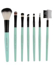 Set pinceaux de maquillage fibre