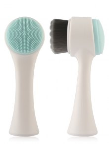 Multifunction Facial Cleansing Brush - Black
