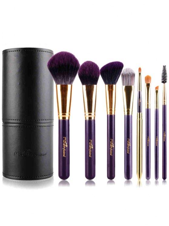 Makeup Brushes Kit + Brush Egg + Beauty Blender - BLACK  Mobile