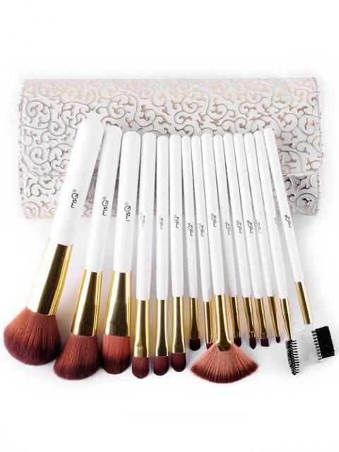 latest Makeup Brushes Kit + Makeup Sponge+ Brush Egg - COLORMIX  Mobile