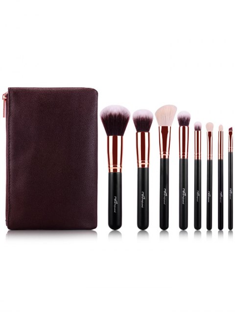 fashion Makeup Brushes Kit with Brush Egg - COLORMIX  Mobile