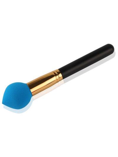Water Swellable Sponge Lollipop Brush - BLUE  Mobile