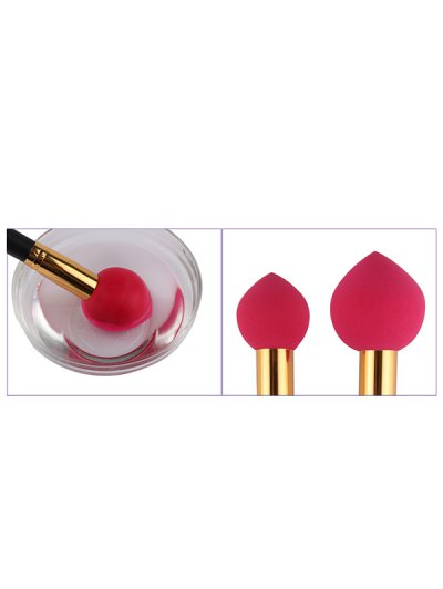 Water Swellable Sponge Lollipop Brush - TUTTI FRUTTI  Mobile