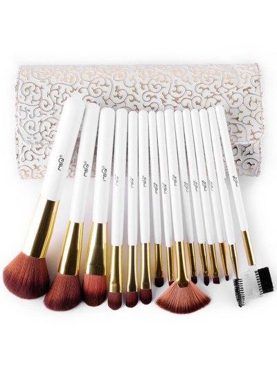 Makeup Brushes Kit + Beauty Blender+ Brush Egg - COLORMIX  Mobile