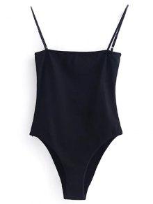 Camisole Bodysuit - Black