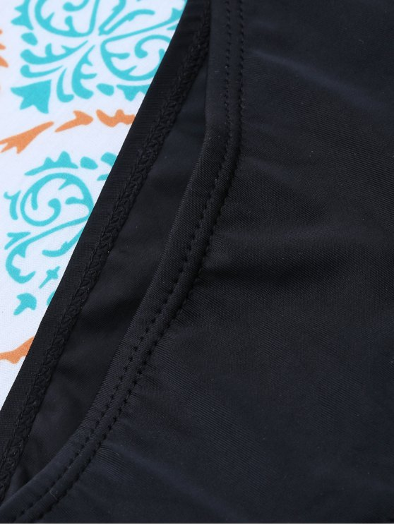 Unlined Cami Bikini - BLACK M Mobile