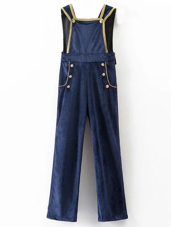 Velvet Sailor Overalls
