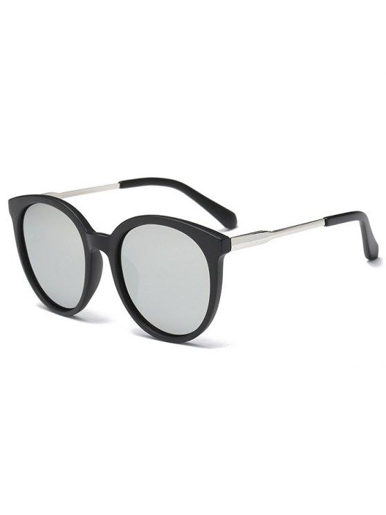 lunettes de soleil papillon effet miroir argent lunettes de soleil zaful. Black Bedroom Furniture Sets. Home Design Ideas