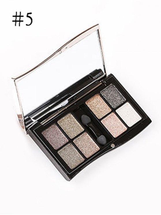 8 Colours Diamond Eyeshadow Kit - #05  Mobile
