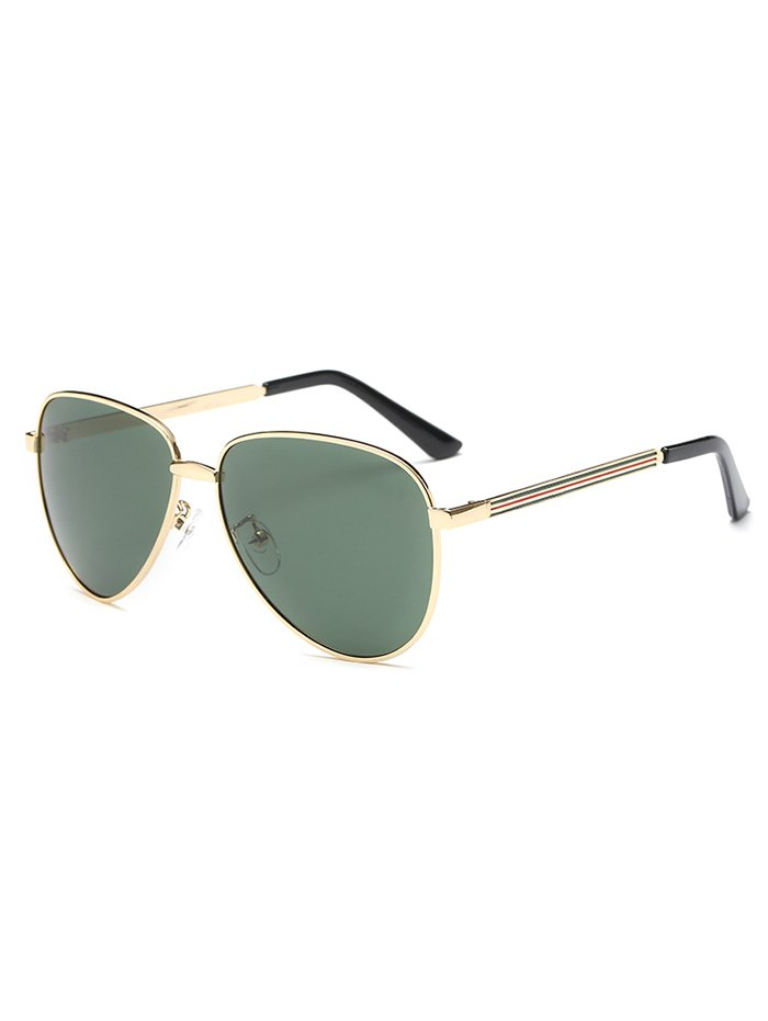 Metal Cool Pilot Sunglasses