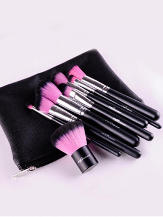 12 Pcs Makeup Brushes Kit - TUTTI FRUTTI  Mobile