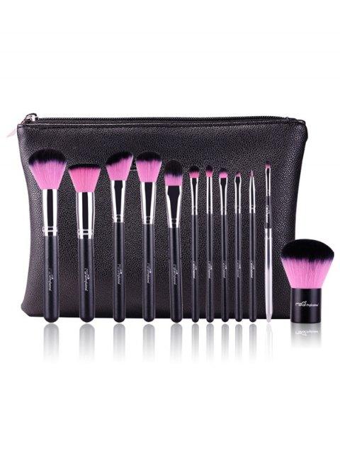 chic 12 Pcs Makeup Brushes Kit - TUTTI FRUTTI  Mobile