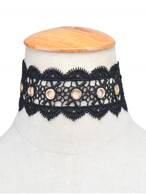 buy Lace Vintage Choker -   Mobile