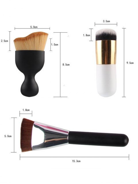 shops Makeup Brushes and Beauty Blenders - COLORMIX  Mobile