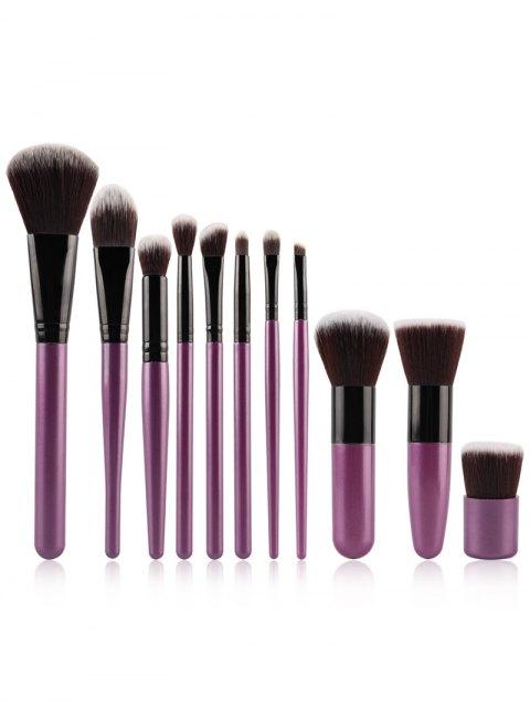 shop Makeup Brushes + Air Puffs + Beauty Blender - PURPLE  Mobile