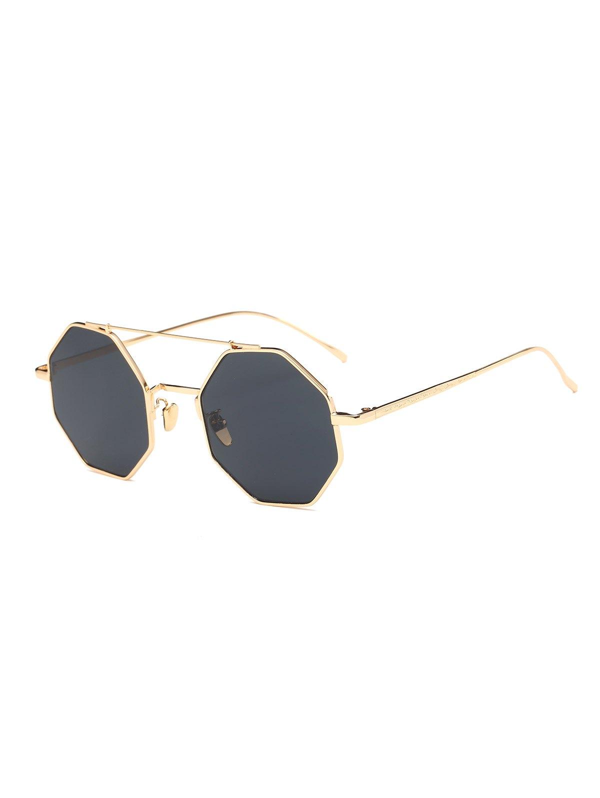 Polygonal Sunglasses