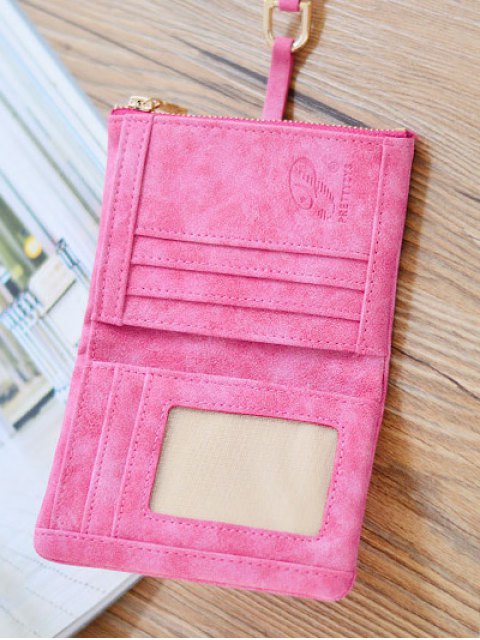 best PU Leather Bi Fold Small Wallet -   Mobile
