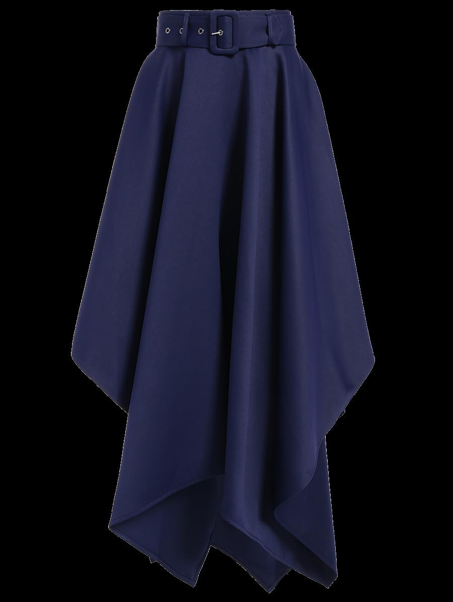 Maxi Hankerchief Skirt