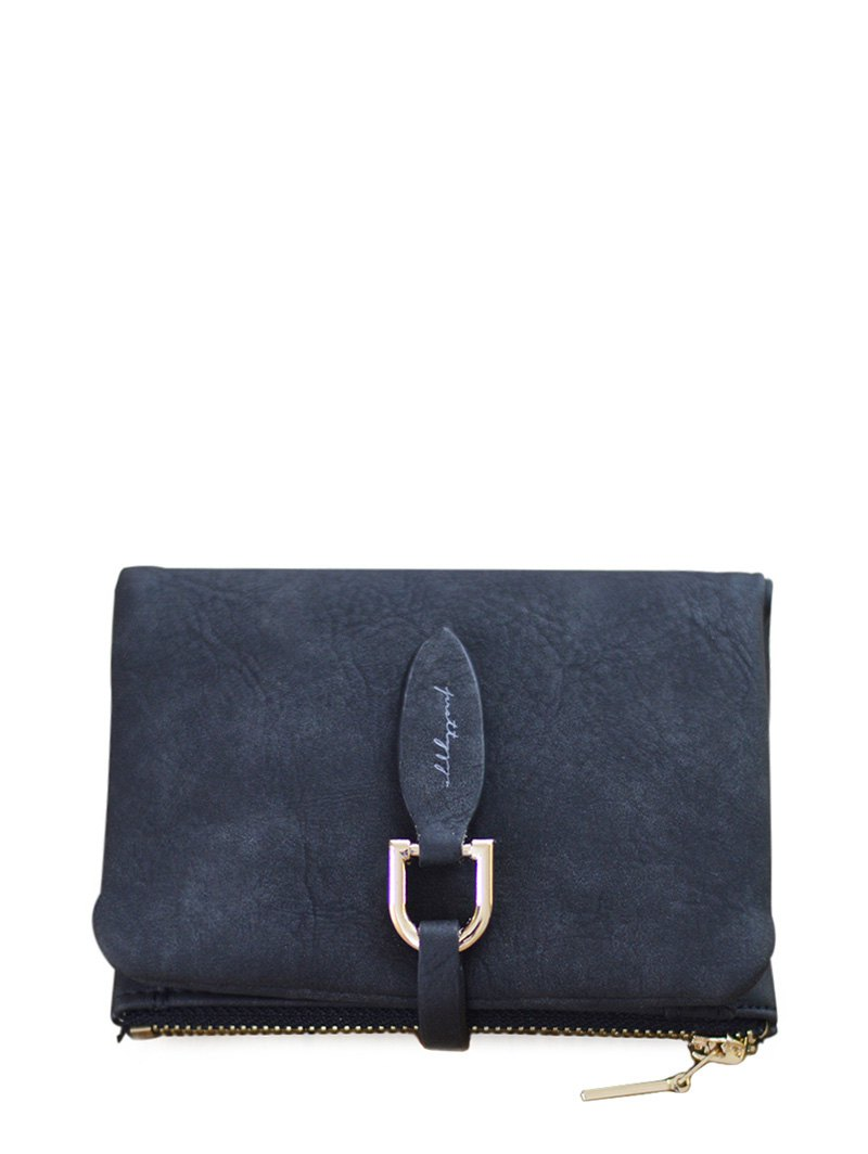 Faux Leather Small Wallet