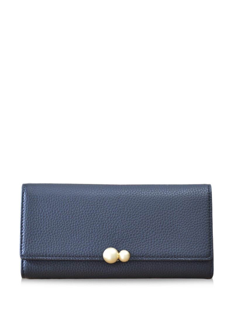 Textured PU Leather Wallet