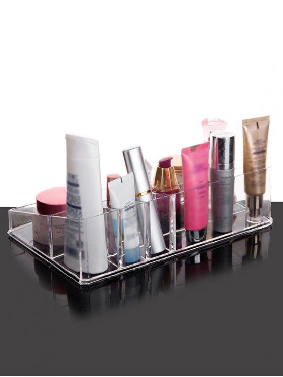 Makeup Storage Makeup Organizer - TRANSPARENT  Mobile