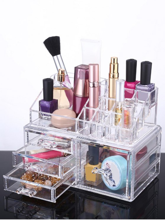 Beauty Product Storage Made Easy