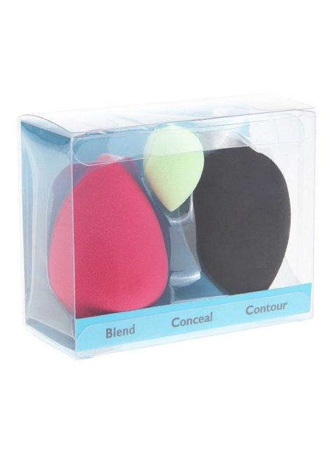 lady Multifunction Makeup Sponges - COLORMIX  Mobile