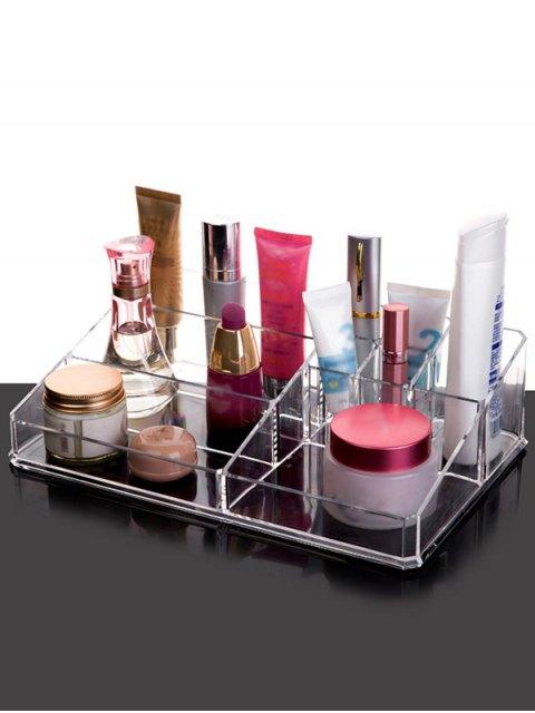 new Makeup Storage Makeup Organizer - TRANSPARENT  Mobile