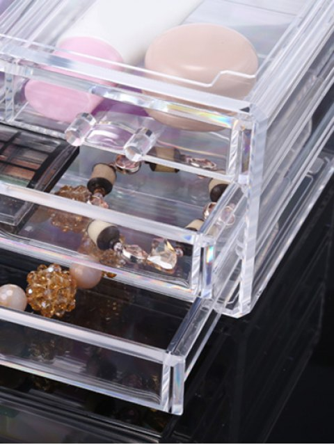 hot Drawer Jewelry Box - TRANSPARENT  Mobile