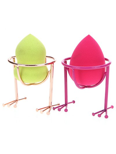 2 Pcs Beauty Blender Drying Stand - COLORMIX  Mobile