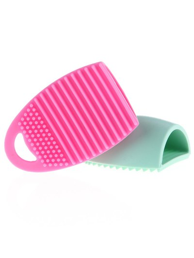 4 Pcs Silicone Brush Eggs - COLORMIX  Mobile
