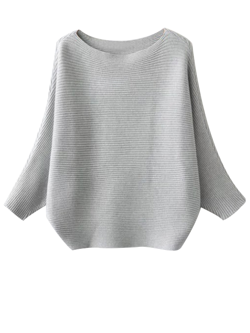 Batwing Jumper Sweater