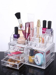 Cosmetic Organizer Jewelry Box