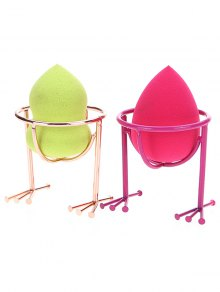 2 Pcs Makeup Sponge Drying Stand