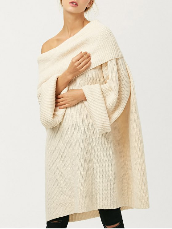 Oversized Chunky Sweater - PALOMINO XL Mobile